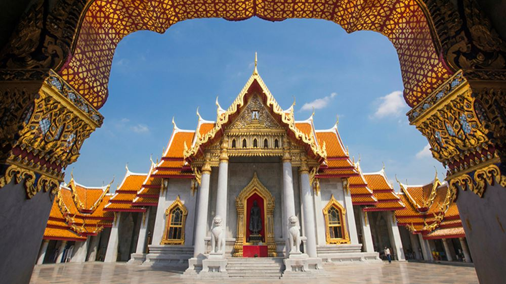Bangkok, Chiang Mai & Koh Samui InterTravel