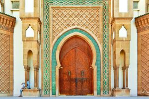 Islamic-doorway-detail-of-Mohammed-IV-Mosque,-Agadir.jpg